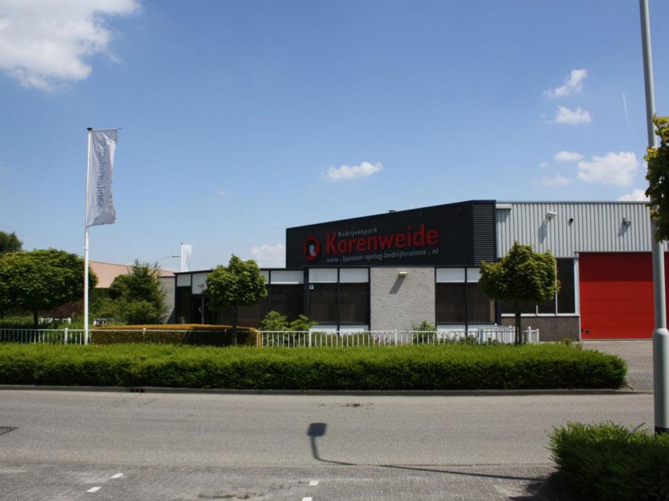 Bedrijfsruimte Roosendaal Watermolen 3B Oud Gastel