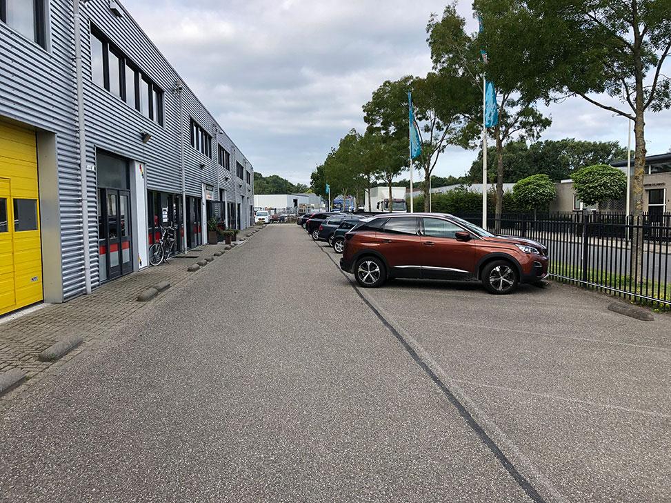 Bedrijfsruimte Bergen op Zoom Canadaweg 16 Halsteren